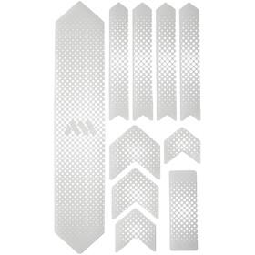 All Mountain Style Extra Kit di Protezione del Telaio 10 Pezzi, bianco